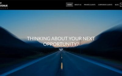 Our latest website redesign: 21st Avenue Partners