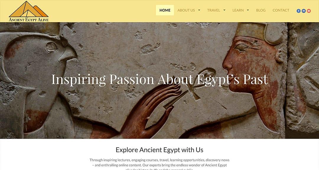 Ancient Egypt Alive