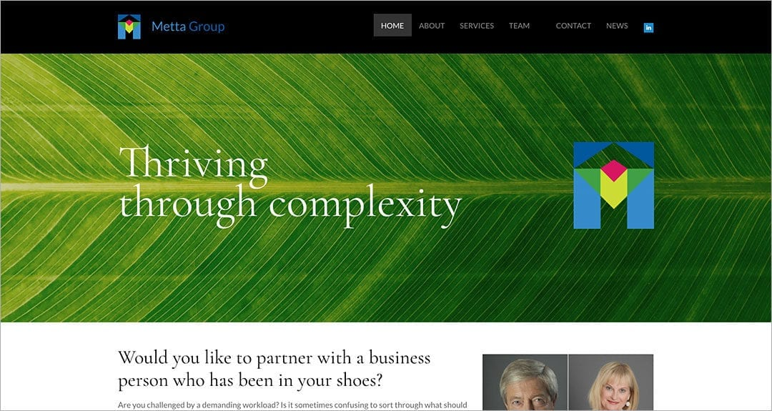 New client: Metta Group