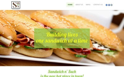 Sandwich N' Such: helping people with autism and other disabilities