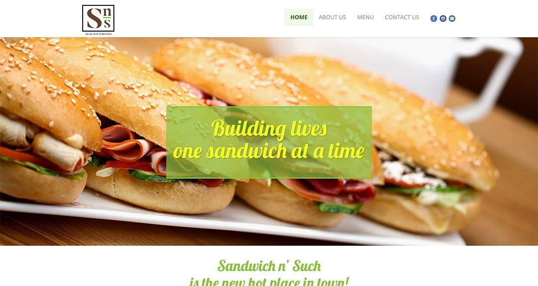 Sandwich n' Such
