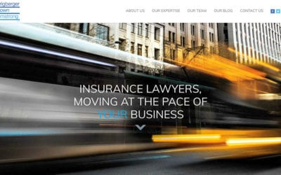 Strigberger Brown Armstrong LLP launches a website