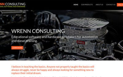 New client: Wrenn Consulting