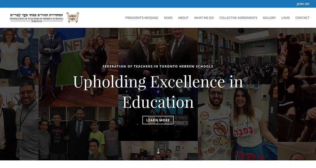 Federation of Teachers in Hebrew Schools in Toronto