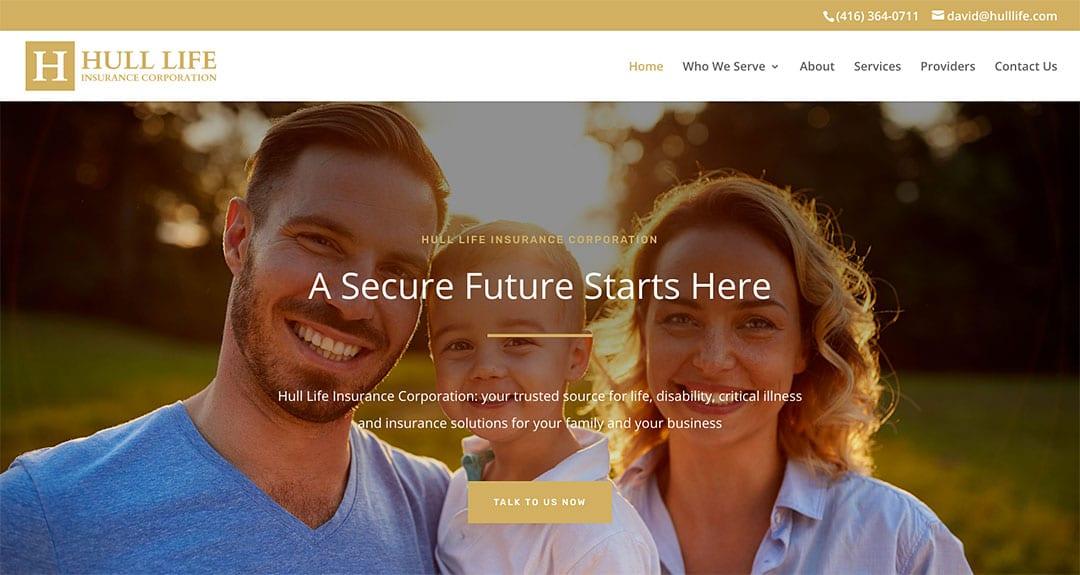 Hull Life Insurance Corporation