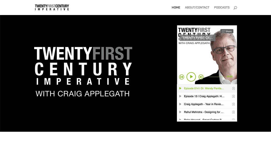Twenty First Century Imperative