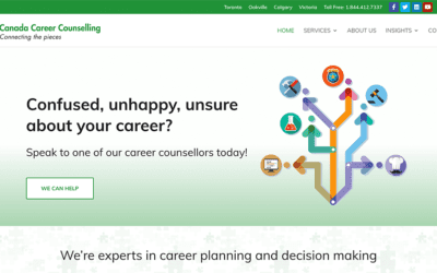 Canada Career Counselling launches website by YWD