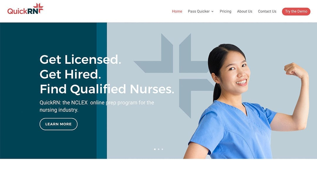 QuickRN launches website