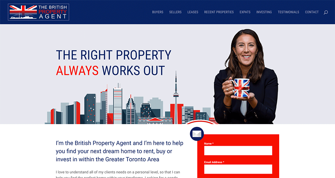 The British Property Agent