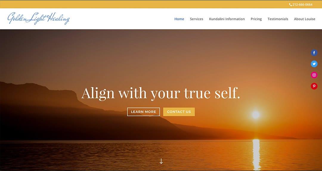 Golden Light Healing