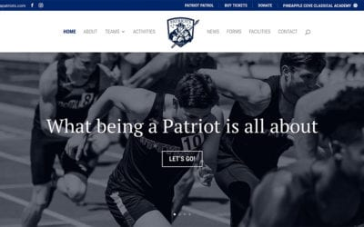 PCCA Patriots in Florida launches a website with an online store