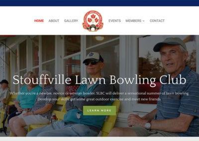 Stouffville Lawn Bowling Club