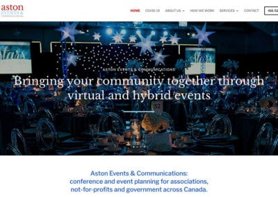 Aston Events & Communications