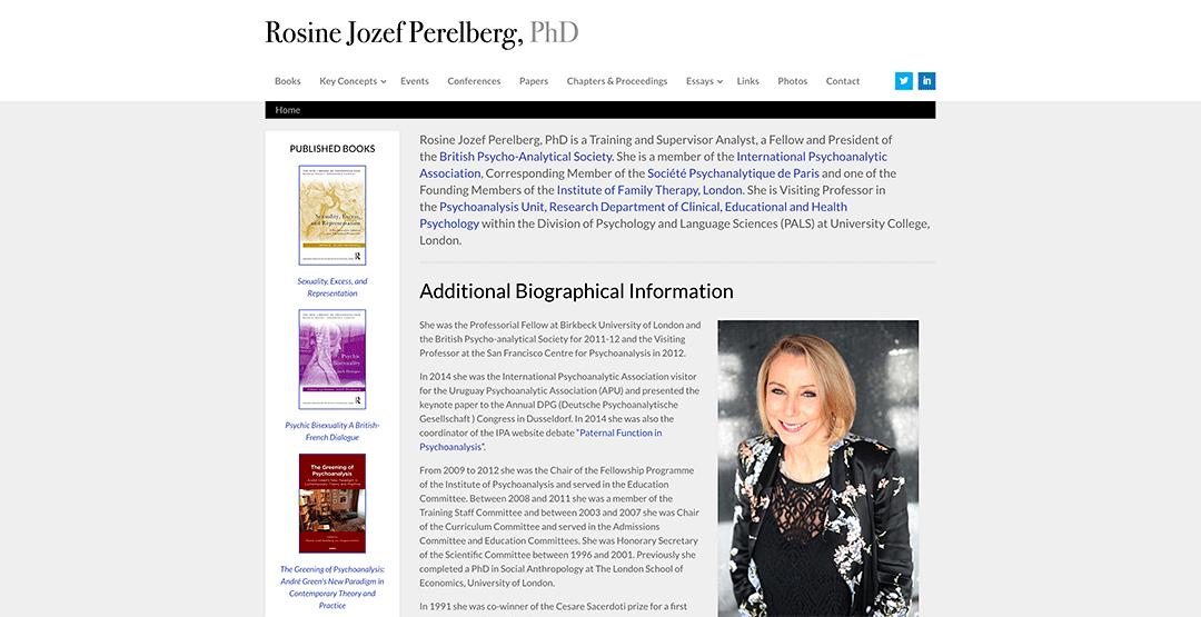 Rosine Perelberg