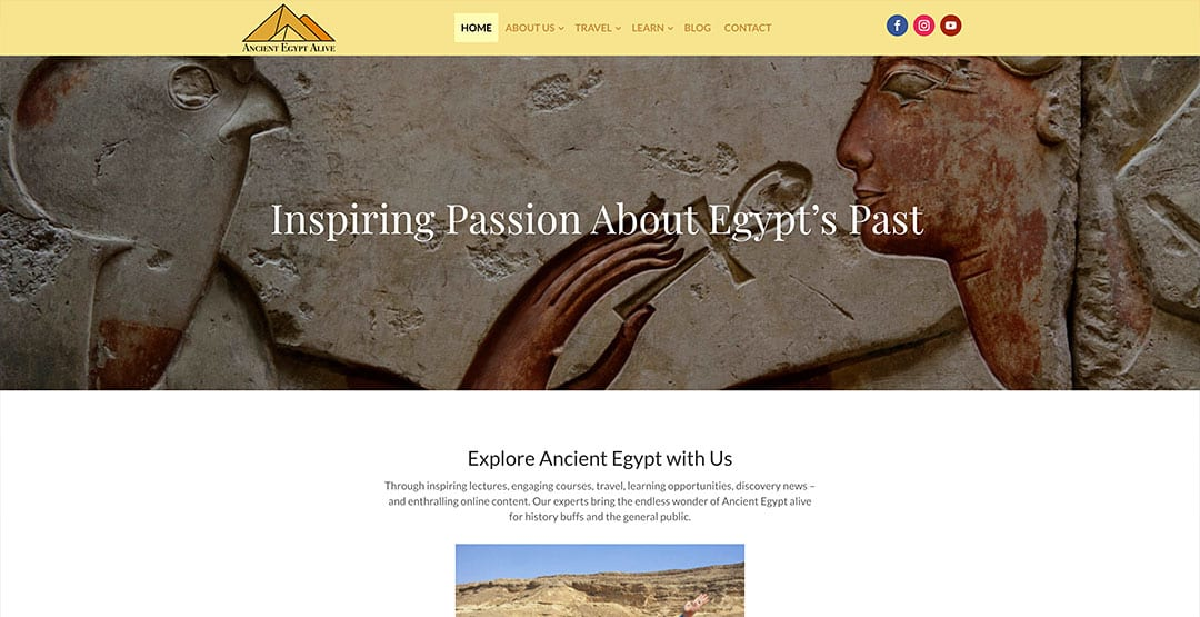 Ancient Egypt Alive