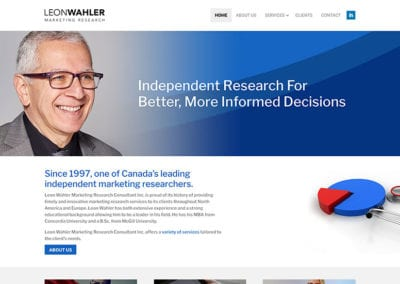 Leon Wahler Marketing Research
