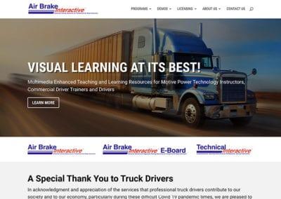 Air Brake Interactive