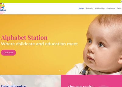 Alphabet Station Childcare