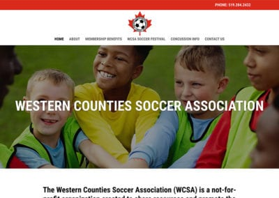 Western Counties Soccer Association