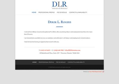 DLR Arbitration