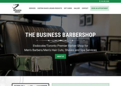 The Business Barbershop
