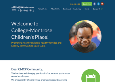 College-Montrose Children's Place