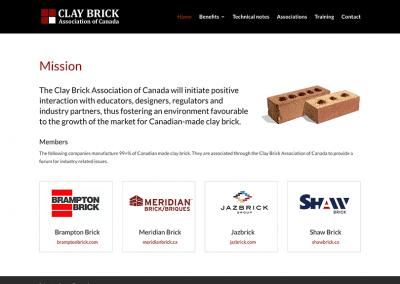 Clay Brick Association of Canada