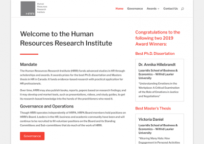 Human Resources Research Institute
