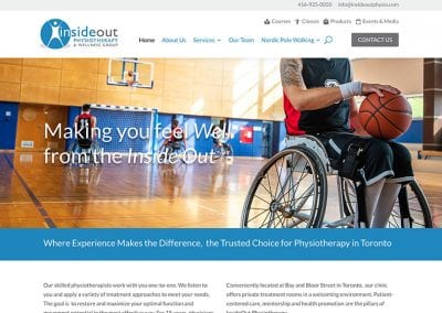 InsideOut Physiotherapy & Wellness Group