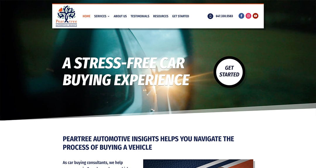 Peartree Automtive Insights