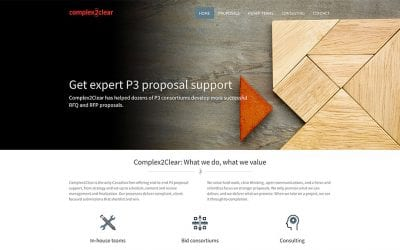 New conversion to WordPress: Complex2Clear