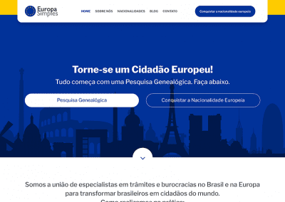 Europa Simples