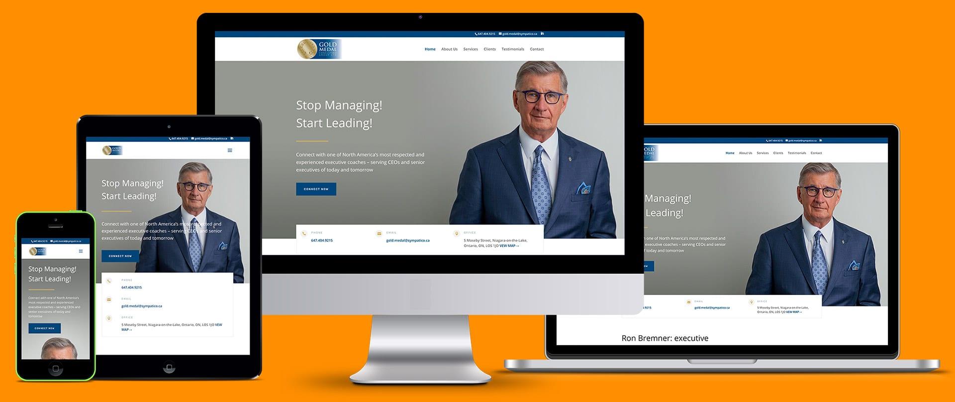 Consultant websites