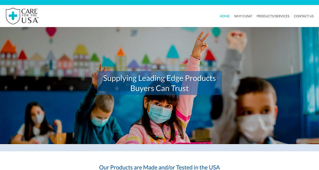 New client: Care for the USA