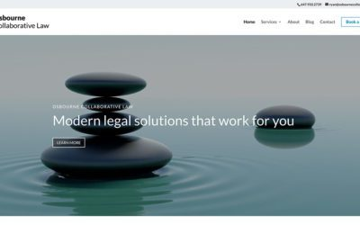 New client: Osbourne Collaborative Law
