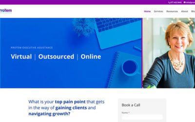 New client: ProTem Executive Assistance